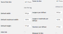 Internationaliser un plugin WordPress